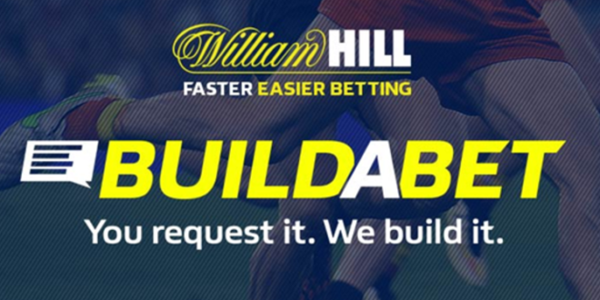 William Hill BuildABet