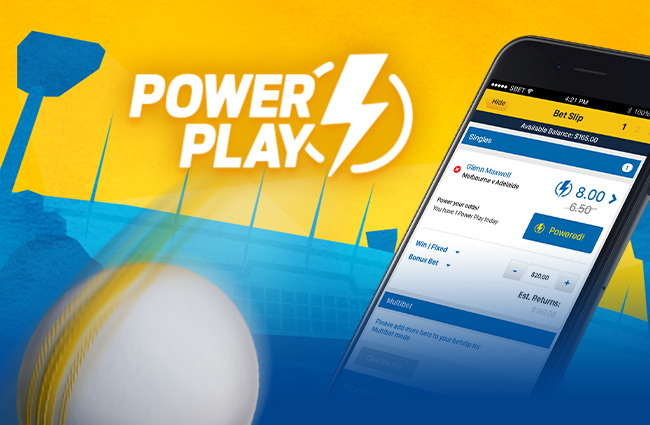 sportsbet powerplay logo big