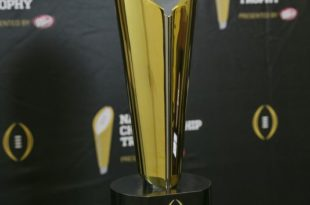 ncaa college championship trophy