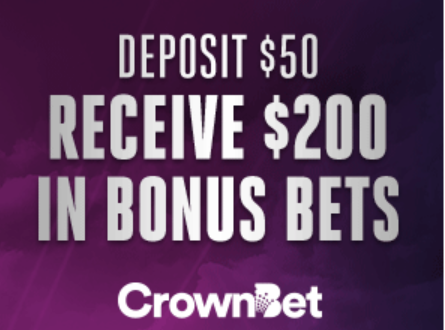 crownbet bonus bet offer