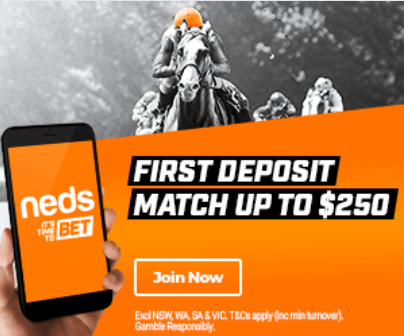 neds 250 matched deposit